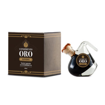 Acetomodena condimento oro supremo balsamic good mansion wines