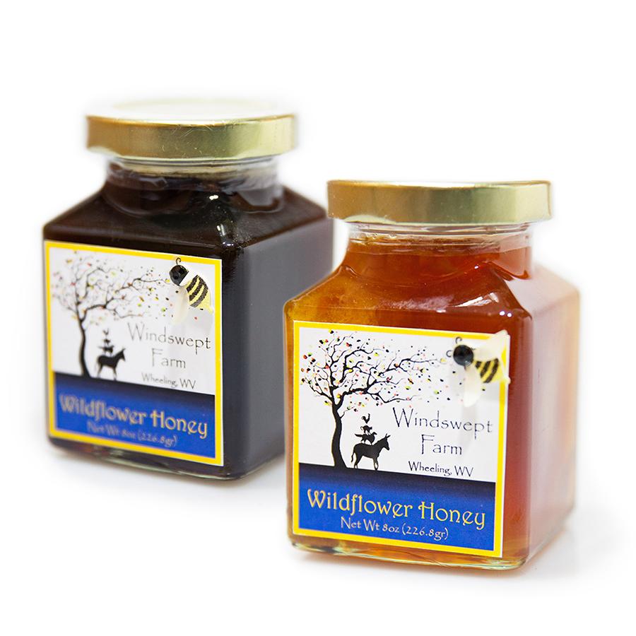 Windswept Farm Wildflower Honey