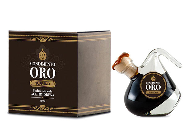 ACETO BALSAMICO DI MODENA GOOD MANSION WINES CONDIMENTO ORO