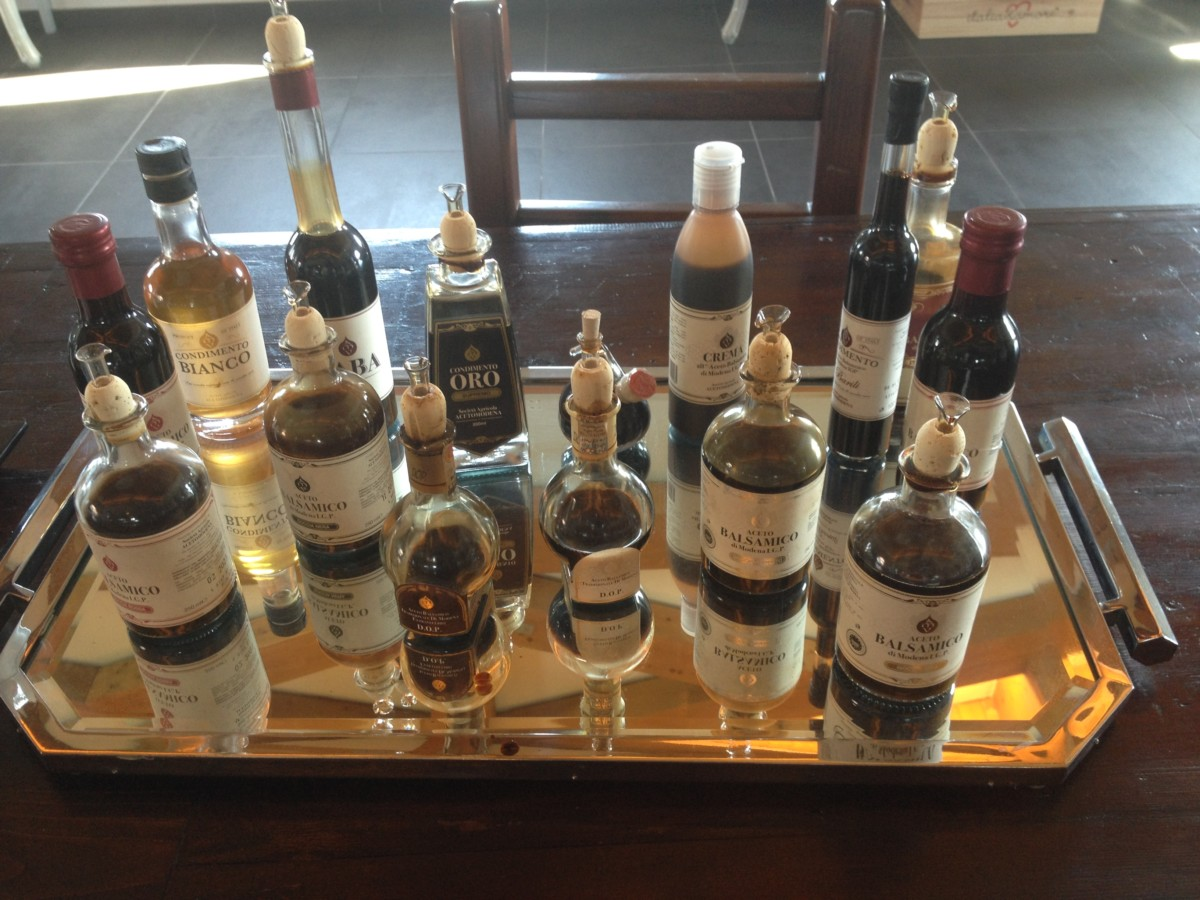 ACETOMODENA BALSAMIC VINEGAR GOOD MANSION WINES